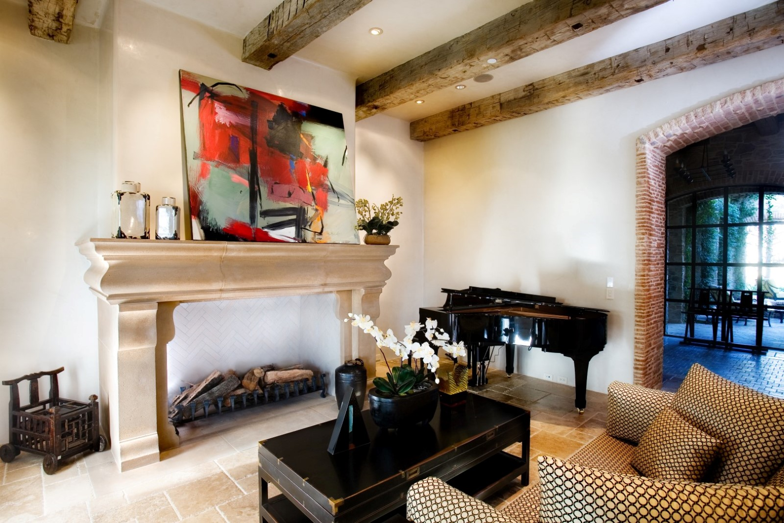 Elegant Fireplace Mantel Gallery