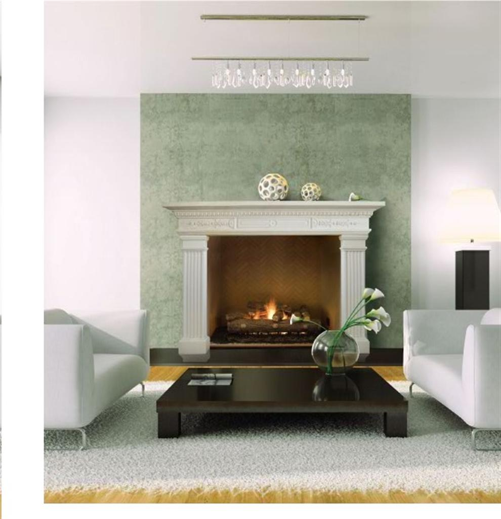 elegant fireplace mantel the estate collection
